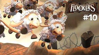 FLOCKERS: #010 - Metzger Metzger - Let's Play Flockers Deutsch / German