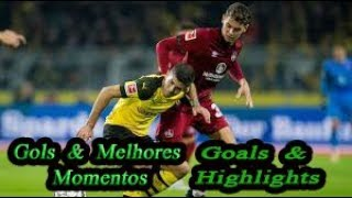 Nuremberg vs Borussia Dortmund - 2018-19 Bundesliga Highlights #22