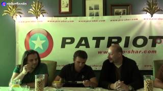 Пресс-конференция Золотого Кольца (короткая версия)