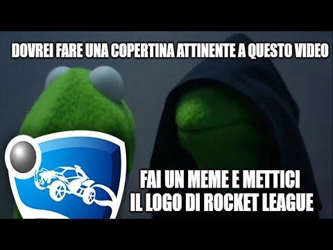 IL RITORNO DELLE 1v1! LIVE SU TWITCH! HYPEEEEE! | Rocket League ITA | 1v1 thumbnail