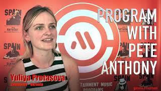 GEMS Talks 2019 · Meet Yuliya Protasova