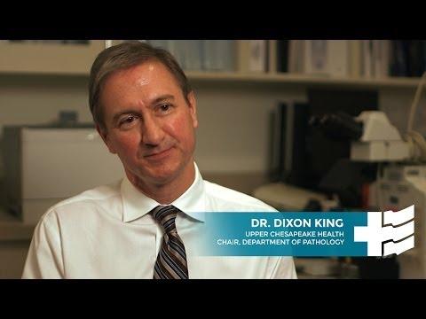 Dixon King, MD - Chair, Department Of Pathology, Upper Chesapeake Health