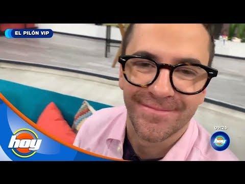 Mauricio Mancera Sigue Suspirando Por Yuya | El Pilón VIP | Hoy