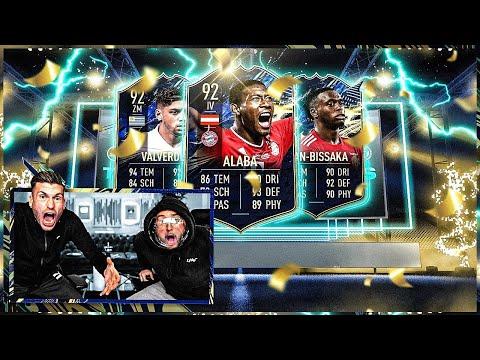 FIFA 21:TOTS Pack Opening ESKALATION 😱🔥ENDLICH geht es LOS !!
