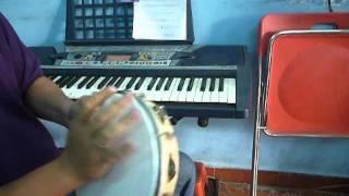 bolero tambourine