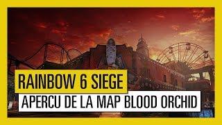 Rainbow Six Siege - Aperçu de la map de Blood Orchid [OFFICIEL] VF HD