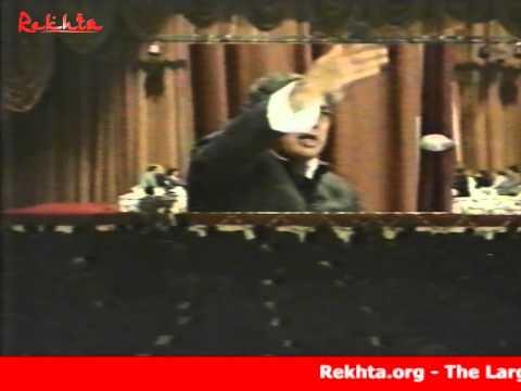 Kaifi Azmi | Rare Recording From All India Mushaira
