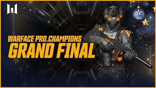 Warface PRO.Champions. Grand Final
