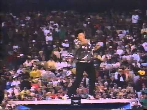 Superbowl XXII Halftime w/ Rockettes Jan. 1988