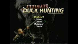 Ultimate Duck Hunting Wii Trailer
