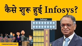 How Infosys started? N.R.Narayana Murthy Biography | Hindi