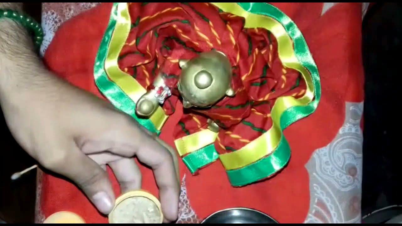 Part 1 How To Do Shingar Of Krishna Bal Gopal Ladoo Gopal Thakurji Kanha Ji