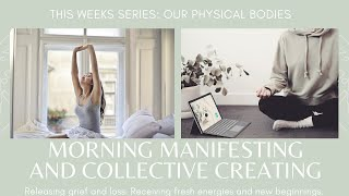 YOUR IDEAL BODY Manifesting and Collective Creating 🧘🏽‍♀️ 🧘🏻 🧘🏿‍♂️ Daily Group Guided Meditation