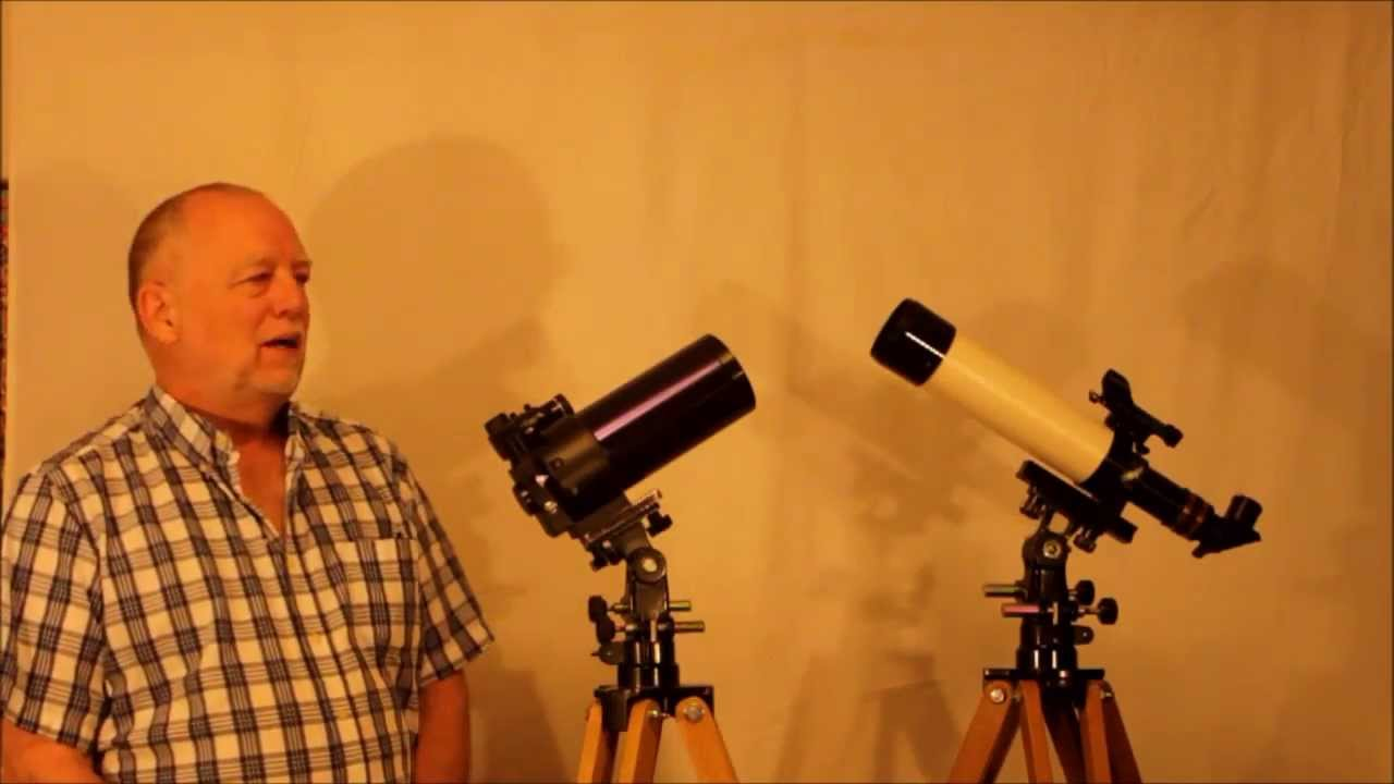 Grab and go telescopes youtube