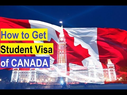 How to Get Student Visa of Canada