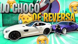 JOHAN CHOCÓ DE REVERSA MI AMG GTS NUEVO.. | ManuelRivera11