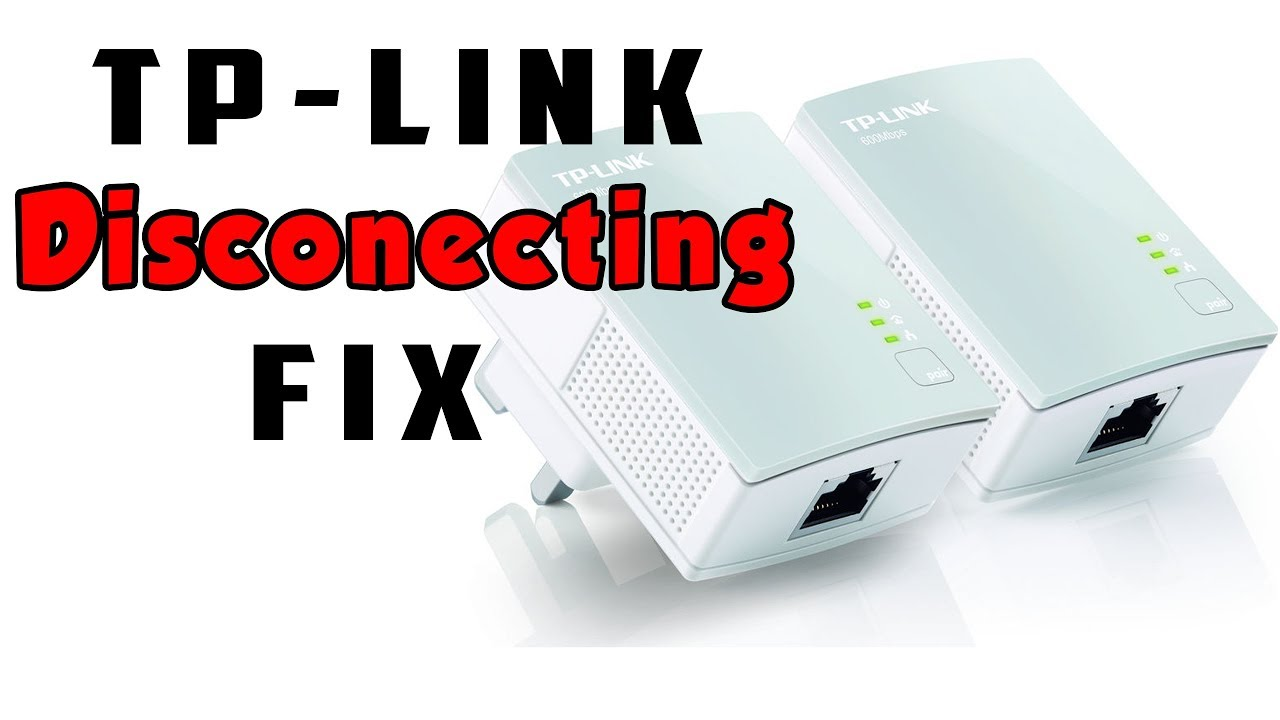 TP-Link Automatically Disconnects From Internet Fix *2017*