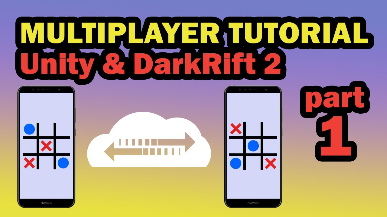Unity Multiplayer Tutorial - TicTacToe Part 1