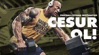 CESUR OL SENİ HAREKETE GEÇİRECEK MOTİVASYON  Futbol \u0026 Fitness Motivasyon Videosu. BECOME LEGEND.