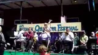 Mahogany Hall Stomp at French Quarter Festival