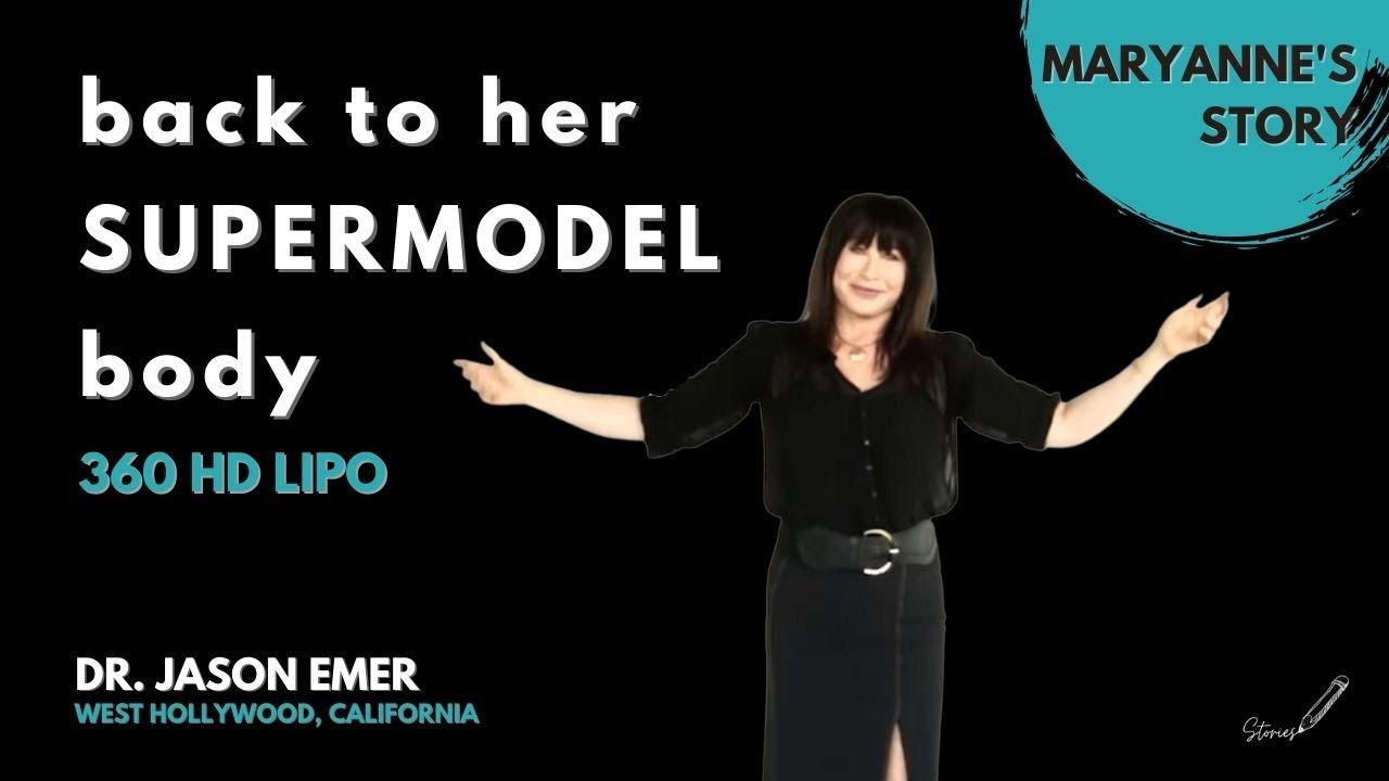 Hi Definition VASER Female Liposculpture | Female Liposuction Before and  After | Dr  Jason Emer