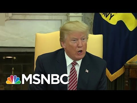 President Donald Trump Support Takes Hit After Rob Porter's Abuse Allegations | Morning Joe | MSNBC