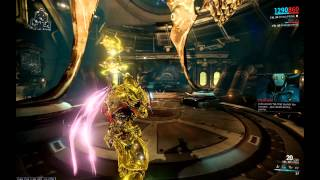 Tenn Os - How to speed run Tyl Regor for the Equinox warframe
