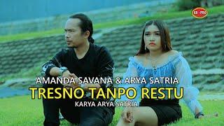 Arya Satria feat. Amanda Savana - Tresno Tanpo Restu [OFFICIAL]