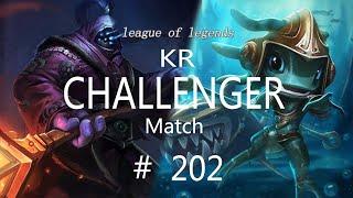 Korea Challenger Match #202/LO…