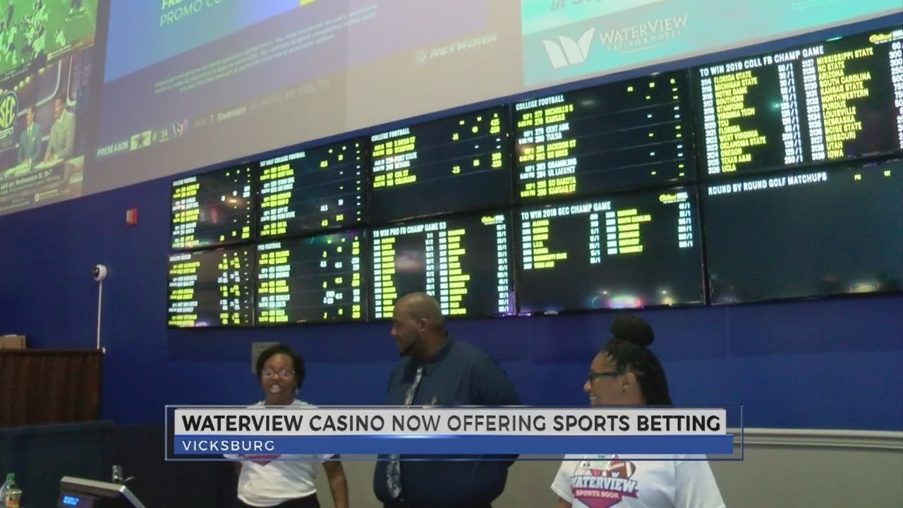 Vicksburg sports betting paddy power horse racing betting rules