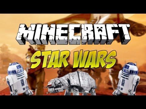 Minecraft - Star Wars / Sem Cultura !  / EP.1
