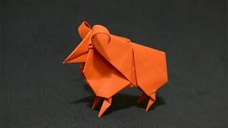 Origami: Sheep