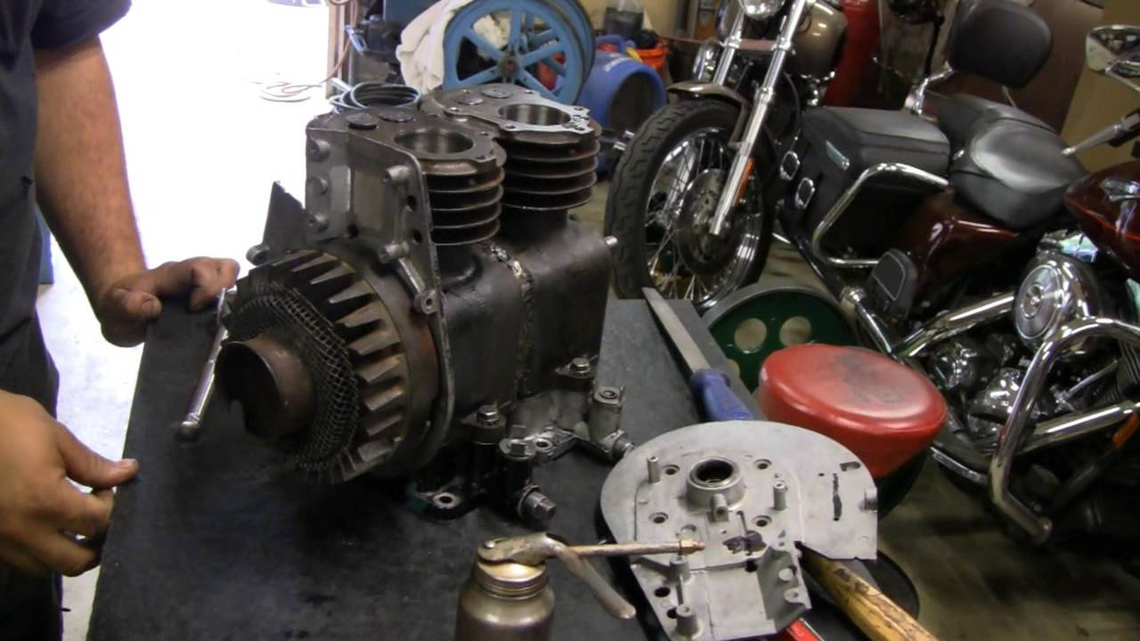 Homemade Twin Briggs Engine Project Part 6 Youtube