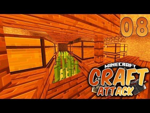 UNSER KRASSES LAGER!!  - Craft Attack 5 #08 | Zander