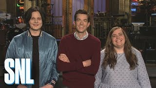 John Mulaney Tells It to You Straight - SNL