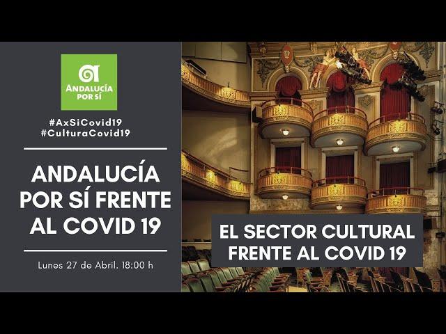 EL SECTOR CULTURAL FRENTE AL COVID 19