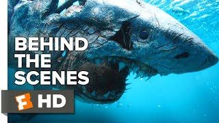 Pirates of the Caribbean: Dead Men Tell No Tales Behind the Scenes - The Ghost Sharks (2017) 2017 Video
