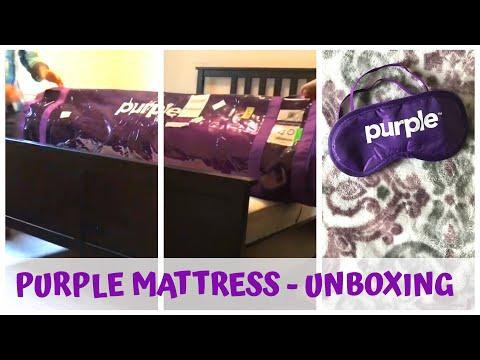 purple-mattress-unboxing