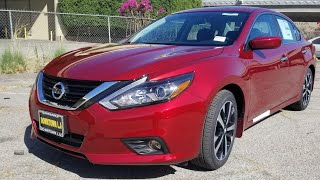 2018 Nissan Altima What's New - Changes and More!