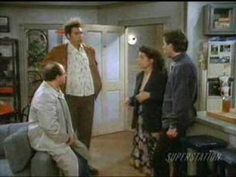 Kramer's best entrance - YouTube