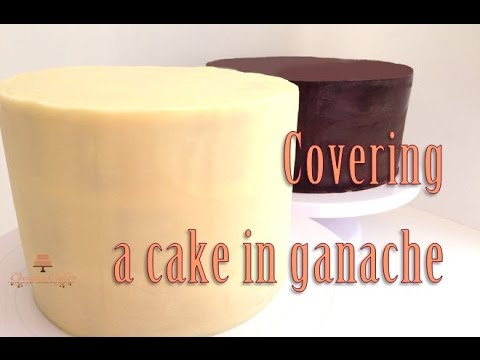 How To Make Chocolate Fondant Cake Covering