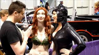 The IP Law Minute - Anaheim Comic-Con 2011