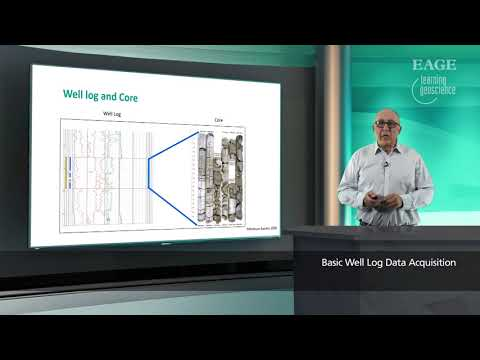 EAGE E-Lecture: Basic Well Log Data Acquisition by David Sendra
