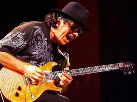 Under The Bridge - Santana
