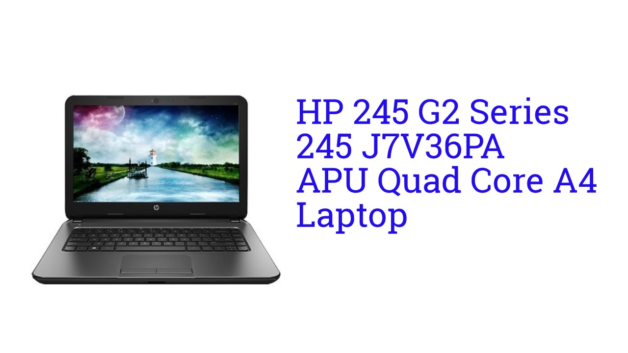 HP 245 G2 Driver Download (2019)