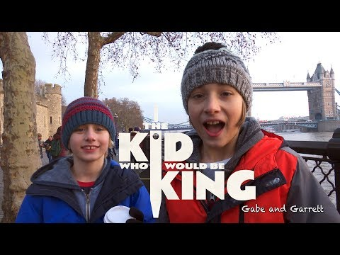 The Kid Who Would Be King - Magical Movie Screening In London!