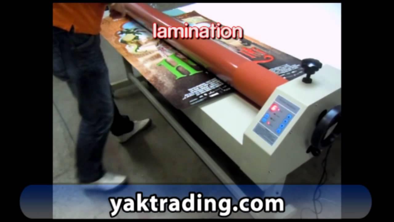 professional laminator machine