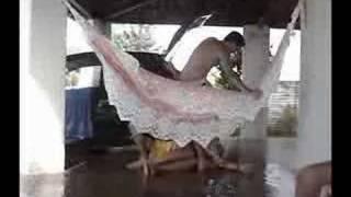 Tirirca bodeiro sendo montado na semana santa