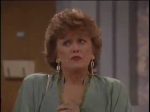 Golden Girls Blanche Quotes The Bible Youtube
