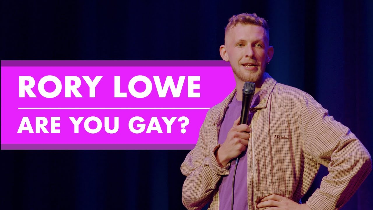 Are You Gay? | Rory Lowe | Astor Theatre